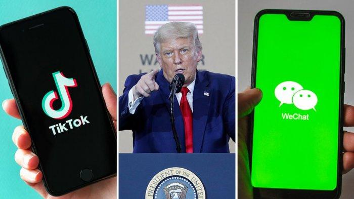AS Memblokir Aplikasi Tiktok