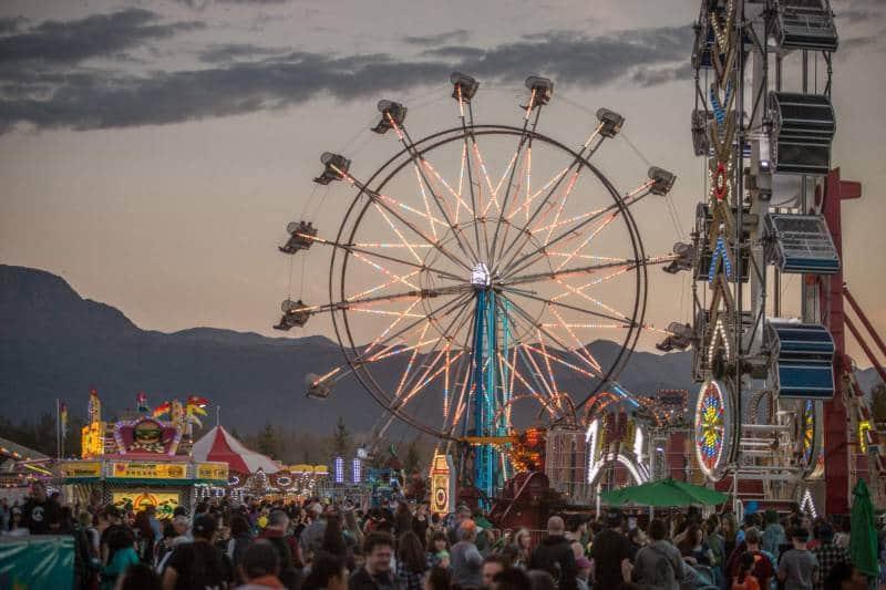 5 Festival Menarik Amerika Serikat