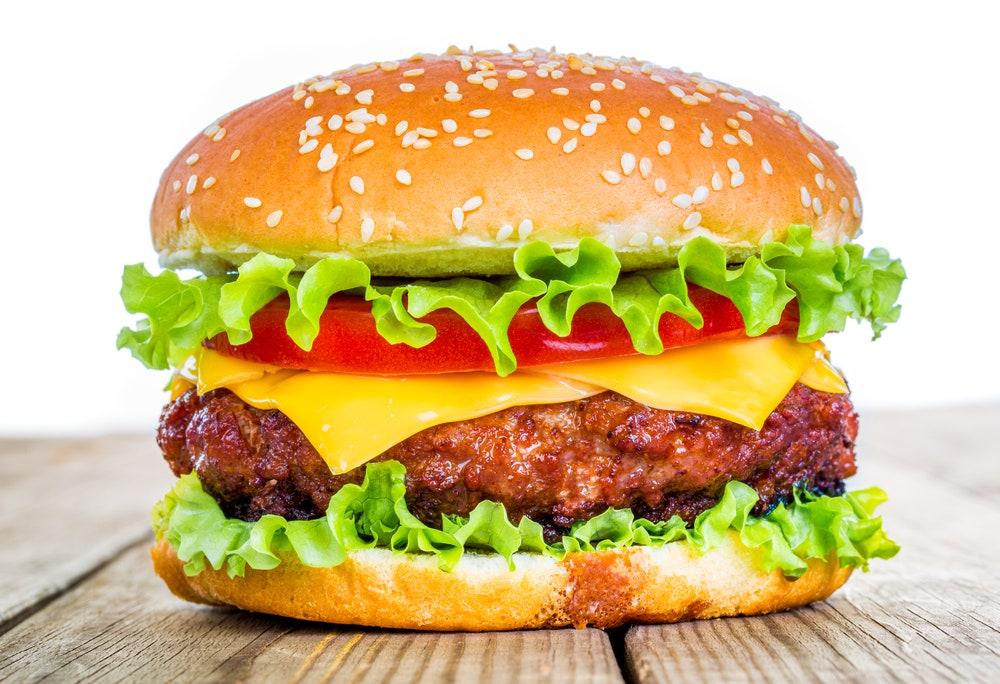 Sejarah Hamburger