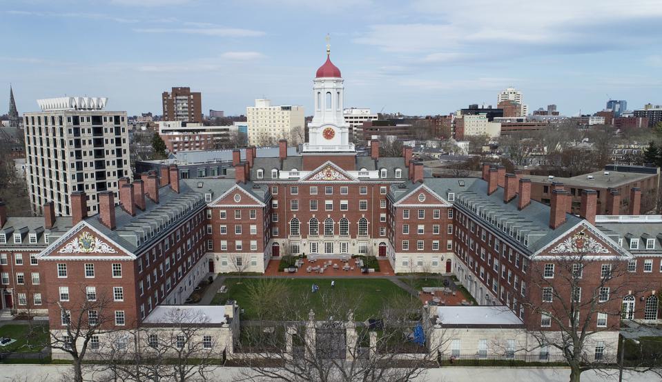 Cara Masuk Harvard University